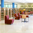 A look at the main branch library in the SSJCPL system.