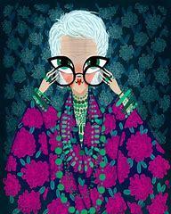 Iris Apfel  Accidental Icon by Iris Apfel 2d8a1288877