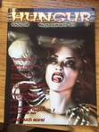 """The original, published short story that followed the original poem """"A Vow of Blood"""", is in this (former) magazine. This led to 5 published books and multiple published poems and short stories about my vampires."""