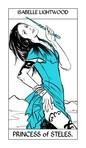"Isabelle ""Izzy"" Sophia Lightwood"