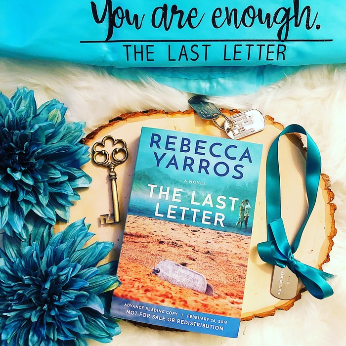 The Last Letter by Rebecca Yarros
