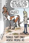 Only horse people