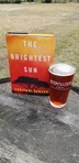 28 April 2019, the author of The Brightest Sun, Adrienne Benson is joining out Books & Brews from 4-6pm at Intermission Beer Company. Come join us!