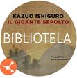 Lettura del mese di BiblioteLa:  Il gigante sepolto di Kazuo Ishiguro