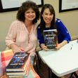 """We had a wonderful evening with Angie Kim, author of Miracle Creek. at Mayda Bosco's """"Meet the Author"""" series at the Closter Public Library"""