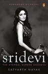Excited to share the cover of my upcoming Penguin book on the legendary SRIDEVI charting her five-decade long saga from child star to megastar. Featuring her journey, exclusive interviews of her co-stars and directors & rare photographs, the book can be Pre-ordered from Amazon here-:   https://www.amazon.in/dp/0670092673/ref=sr_1_1?keywords=Sri+devi+%3A+girl+Woman+superstar&qid=1565681753&s=books&sr=1-1-spell