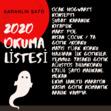 Karanlık Şato 2020 Okuma Listesi