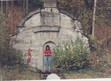 A photo of what we call the Parker Tomb