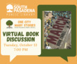 """This virtual discussion will be on """"March: Book Three"""" by Andrew Aydin and John Lewis. <b>Registration is required: www.southpasadenaca.gov/register.</b>"""