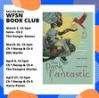 Save the Dates for the WFSN 2021 Spring Book Club