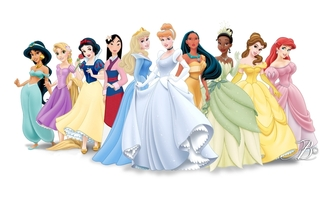 Which Disney Princess Female Heroine Do You Look Like If You Match
