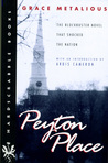 """In which state is """"[book:Peyton Place]"""" by [author:Grace Metalious] set???"""