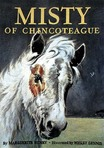 In <i>[b:Misty of Chincoteague|17461|Misty of Chincoteague|Marguerite Henry|http://photo.goodreads.com/books/1166809897s/17461.jpg|847402]</i> by Marguerite Henry, how do Paul and Maureen decide which of them gets to ride the Phantom in the race at the fair?