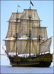 In C.S. Forester's Hornblower Saga, what is the name of the ship that [b:Mr. Midshipman Hornblower|84748|Mr. Midshipman Hornblower (Book 1 of the Hornblower Saga)|C.S. Forester|http://photo.goodreads.com/books/1182756405s/84748.jpg|3144740] first serves on?