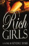 Who was daddy's little girl in Kendall Banks book Rich Girls?