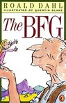 In Roald Dahl's THE BFG, why does the BFG take the girl?