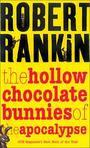 """In """"Hollow Chocolate Bunnies of the Apocalypse"""" by Robert Rankin, what alliterative phrase is used to describe nursery rhyme characters?[b:The Hollow Chocolate Bunnies of the Apocalypse