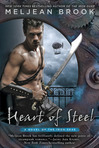 In [b:Heart of Steel 10558533 Heart of Steel (Iron Seas, #2) Meljean Brook http://photo.goodreads.com/books/1307582794s/10558533.jpg 14654952] by [a:Meljean Brook 24009 Meljean Brook http://photo.goodreads.com/authors/1317348186p2/24009.jpg] Archimedes Fox falls in love with ....
