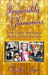 There is a special love message hidden in the book Impossibly Glamorous by Charles Ayres. What language is it in?