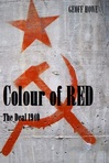 Where did the Nazi parachutist land in Geoff Howe's Colour of Red?