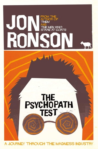 Psychopath Test Questions >> In The Psychopath Test By Jon Ronson In Which Country Did Toto Cons