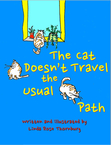 What's the name of the cat who inspired The Cat Doesn't Travel the Usual Path?