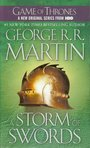 In [b:A Storm of Swords 62291 A Storm of Swords (A Song of Ice and Fire, #3) George R.R. Martin https://d.gr-assets.com/books/1406378909s/62291.jpg 1164465], what name does Joffrey give to his new sword?