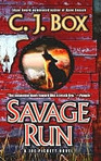 [b:Savage Run|244105|Savage Run (Joe Pickett, #2)|C.J. Box|https://i.gr-assets.com/images/S/compressed.photo.goodreads.com/books/1388234319l/244105._SY75_.jpg|236499]  What ring did Stewie give to Annabel when they got married in Montana by Judge Ace Cooper?