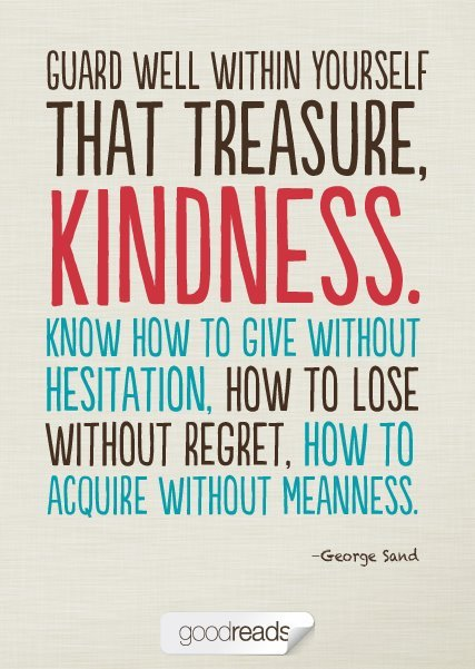 Quote About Kindness Brilliant Quotes About Kindness 2417 Quotes
