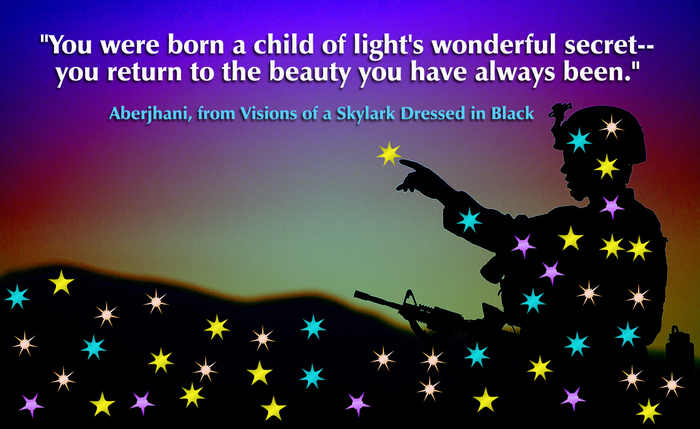 You Were Born A Child Of Lights Wonderful Secret Return To The Beauty