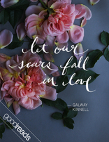 Let our scars fall in love.