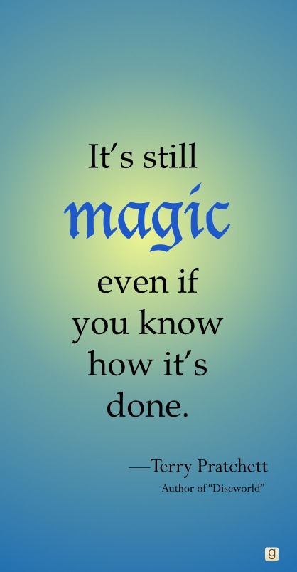 Magic Quotes 2804 Quotes