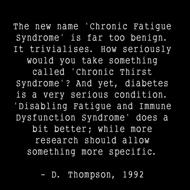 Chronic Fatigue Syndrome Quotes 133 Quotes