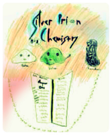 Silver Prion Chemistry  the Martian Blob