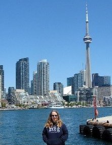 Teena in Toronto
