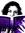 Kirsty (Amethyst Bookwyrm)