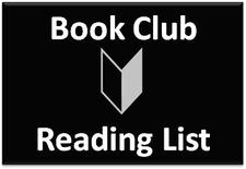 Book Club Reading List