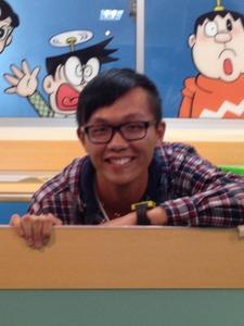 Junye Huang