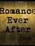 Romance Ever After Book Blog