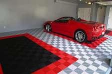 Swisstrax Garage Flooring Tiles