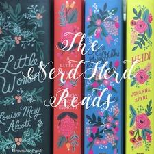 Rachel • The NerdHerd Reads