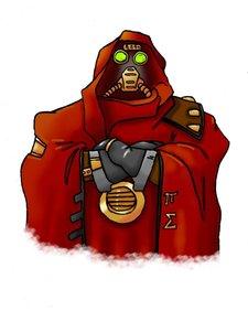 Zeth the Martian