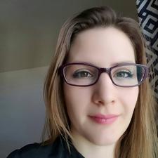 Author Corinne Kunz
