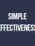 Simple Effectiveness
