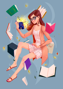 Becca (The Troubles and Woes of a Bookworm)