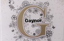 Gaynor Morgan