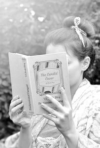 The Candid Cover (Olivia & Lori)