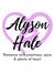 Alyson ...