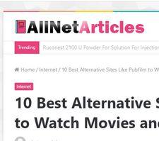 Allnet Articles