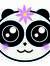 Marie Flower Panda